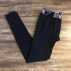 Gym shark leggings